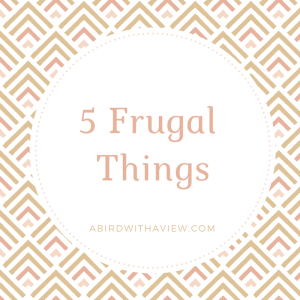 5-frugal-things