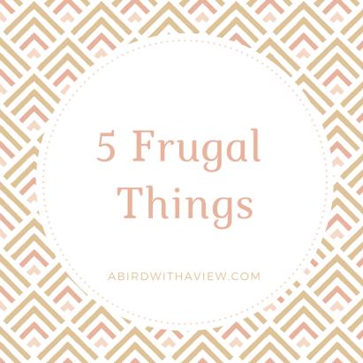 5-frugal-things