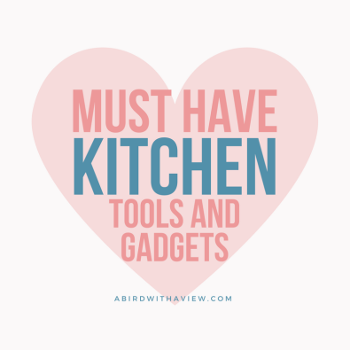 must have kitchen tools and gadgets